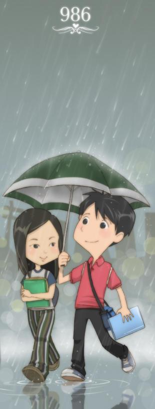 And it Rained    by jedski - Anime AvatarLar ~