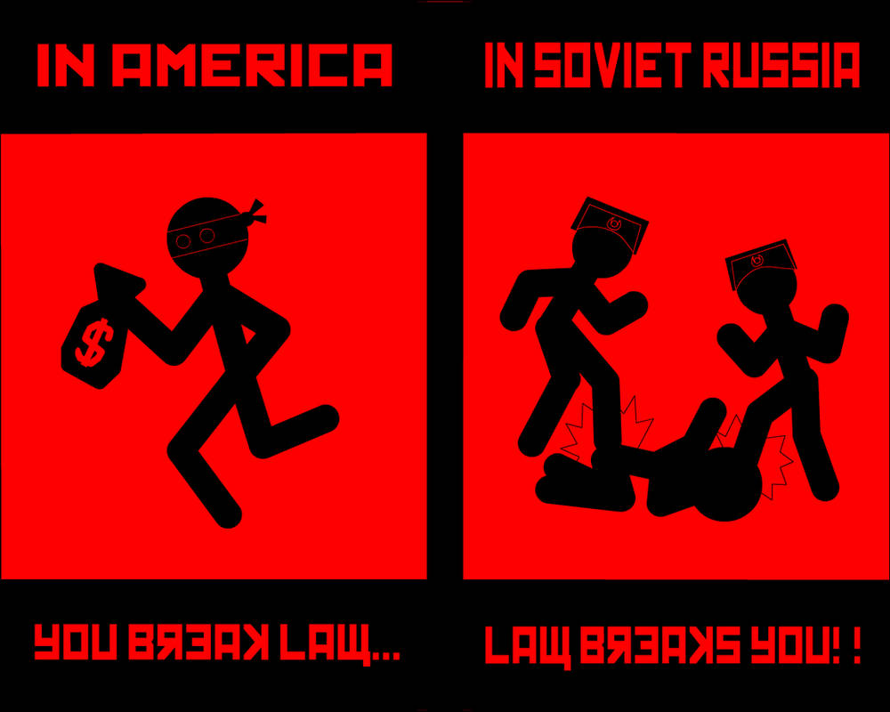 In Soviet Russia... by RainbowJerk on DeviantArt