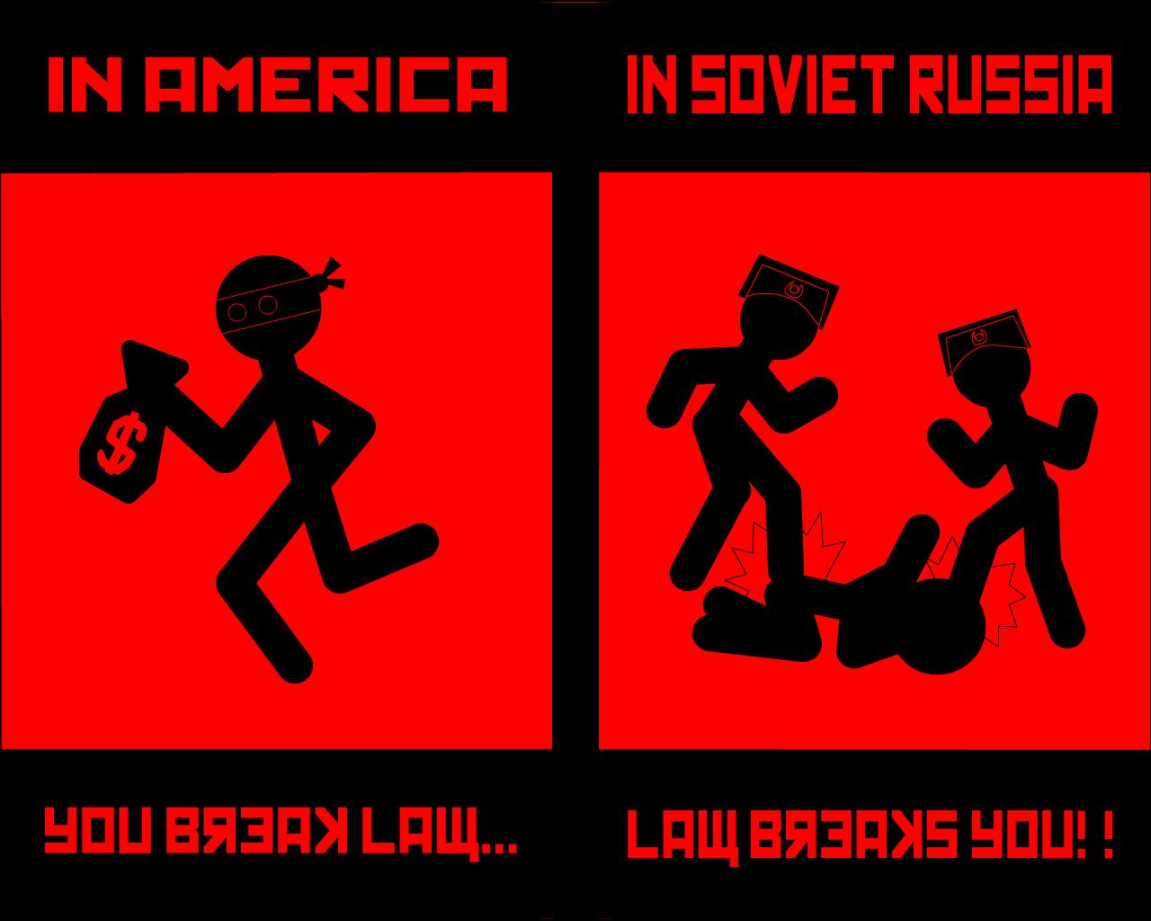 In Soviet Russia... by RainbowJerk