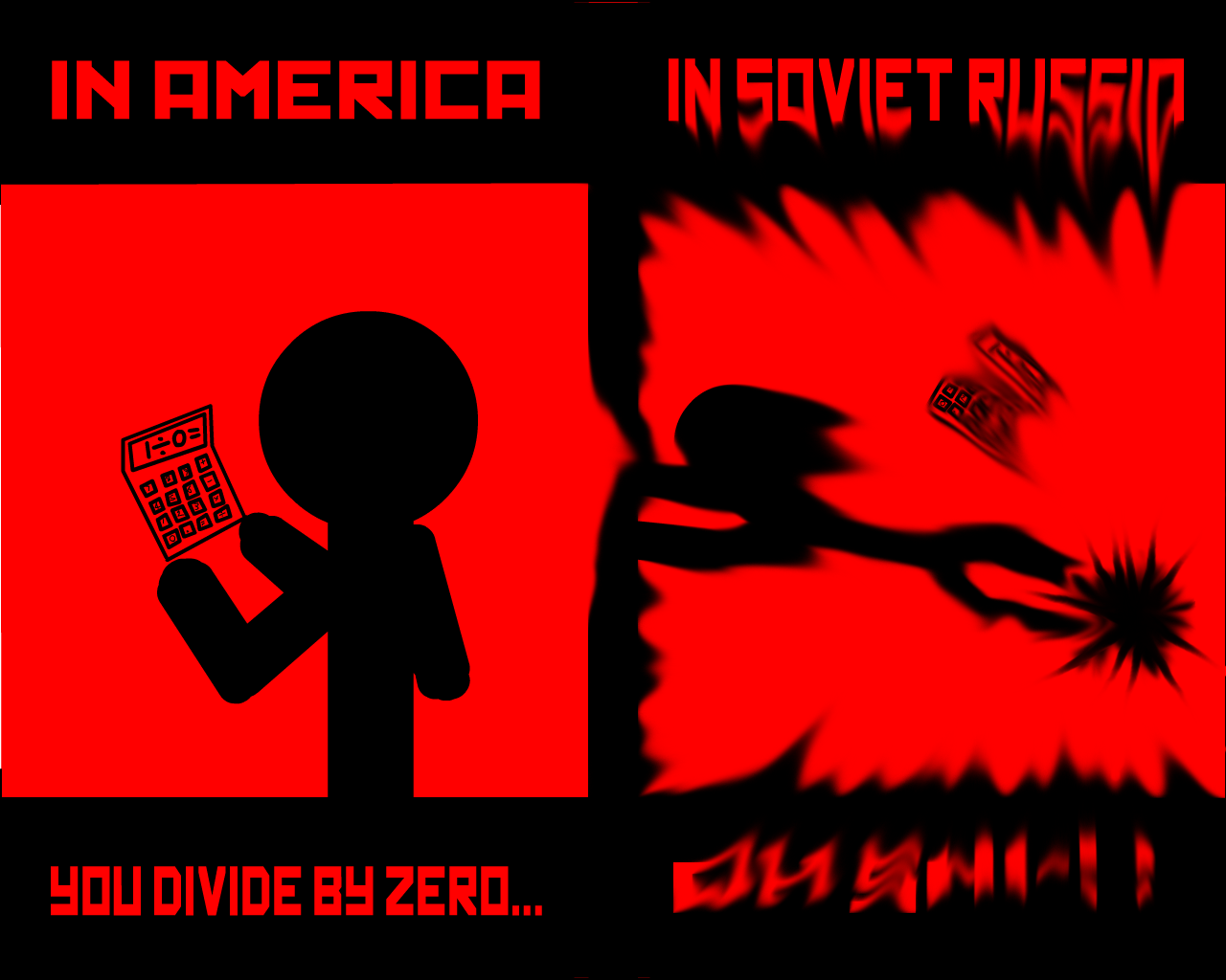 ISR: Dividing by zero by RainbowJerk