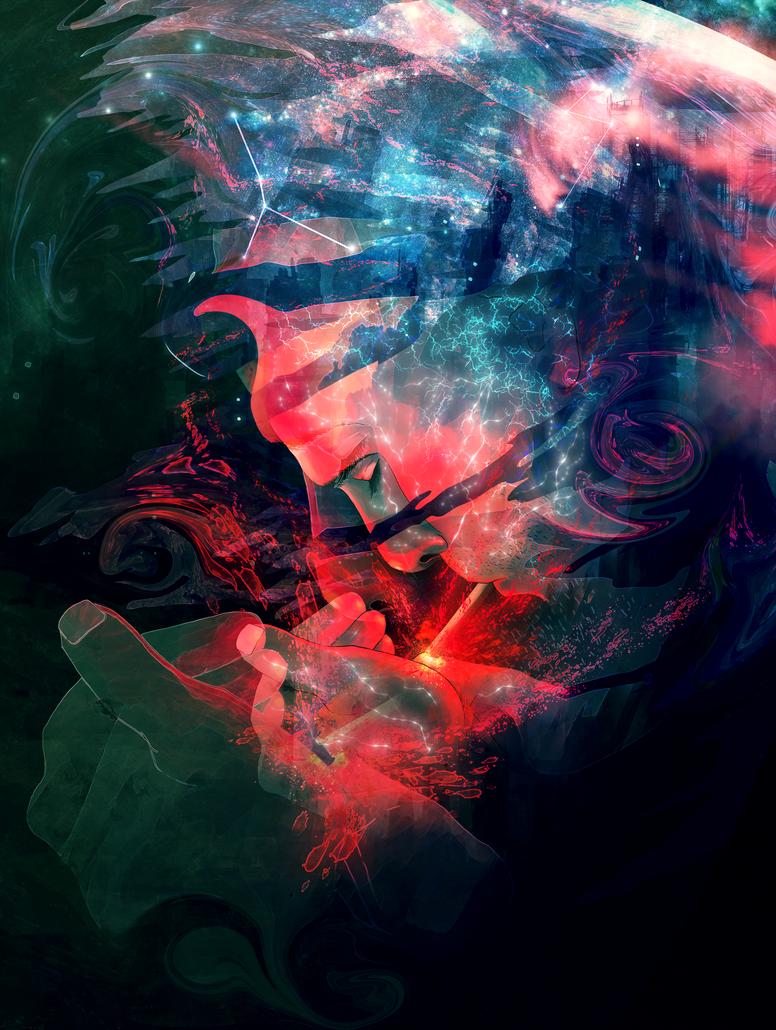 Dark Star by alterlier