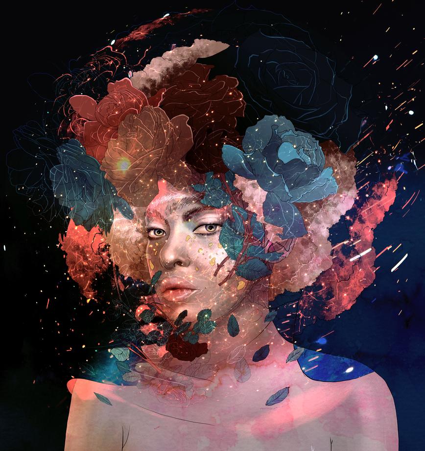Irene by alterlier