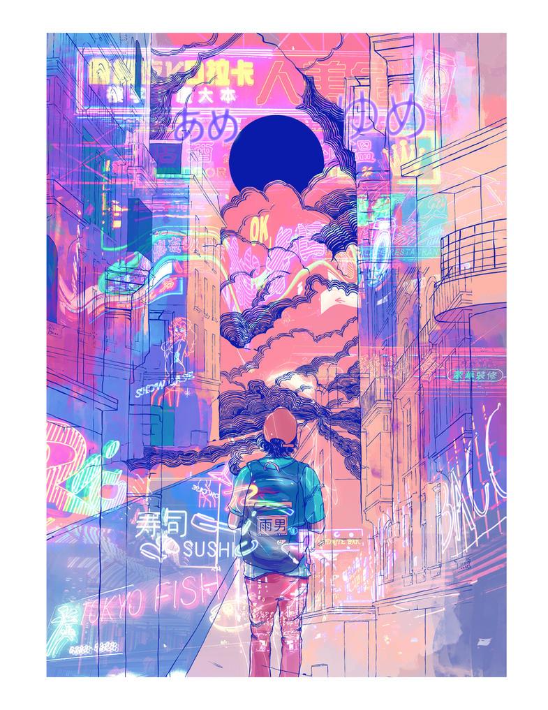 Osaka Bogota by alterlier