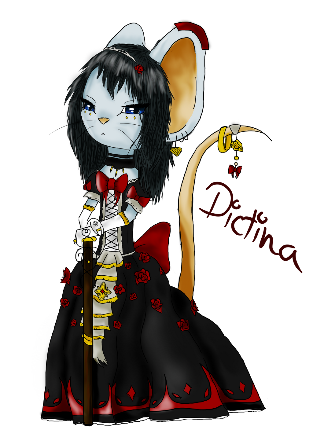 Souricheuh by Dictina