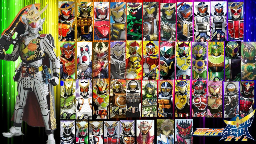 Kamen Rider Gaim wallpaper by Setsunayong on DeviantArt