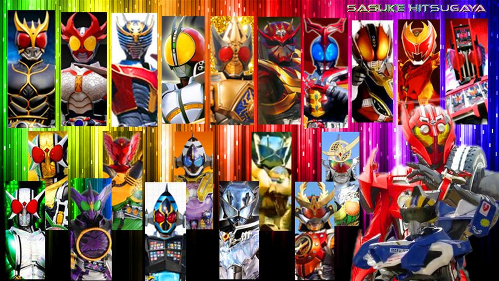 Kamen rider final form