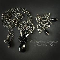 Carmen negra - set 1
