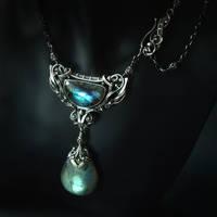 Aurora - necklace 2 by BartoszCiba