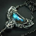 Aurora - necklace 3