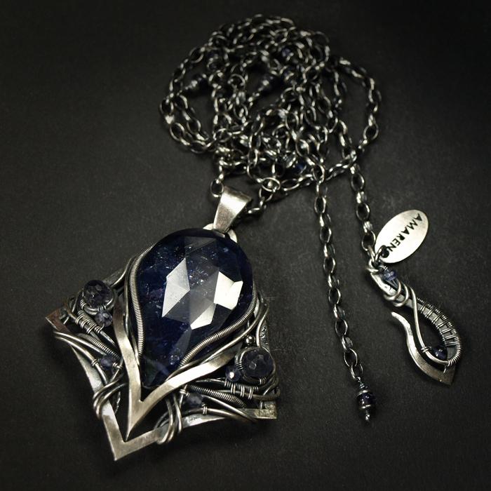 Marlin - necklace 1 by BartoszCiba