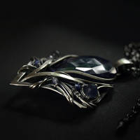 Marlin - necklace 2 by BartoszCiba