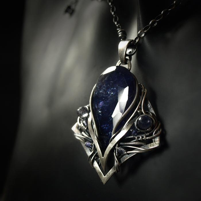 Marlin - necklace 3 by BartoszCiba