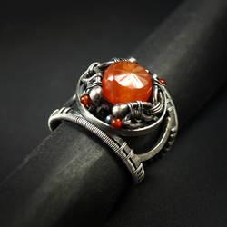 Ishtar - ring 2 by BartoszCiba
