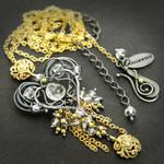 Splendeur: Glace - necklace 3