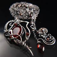 Borgia - necklace 2 by BartoszCiba