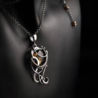 Layssa - necklace 3 by BartoszCiba
