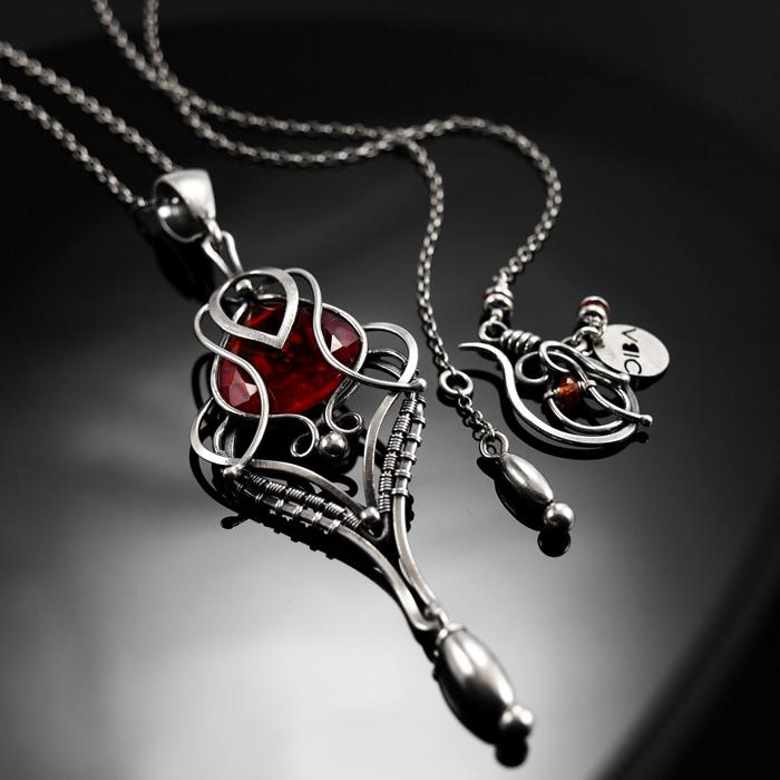 Dantrea - necklace 1 by BartoszCiba
