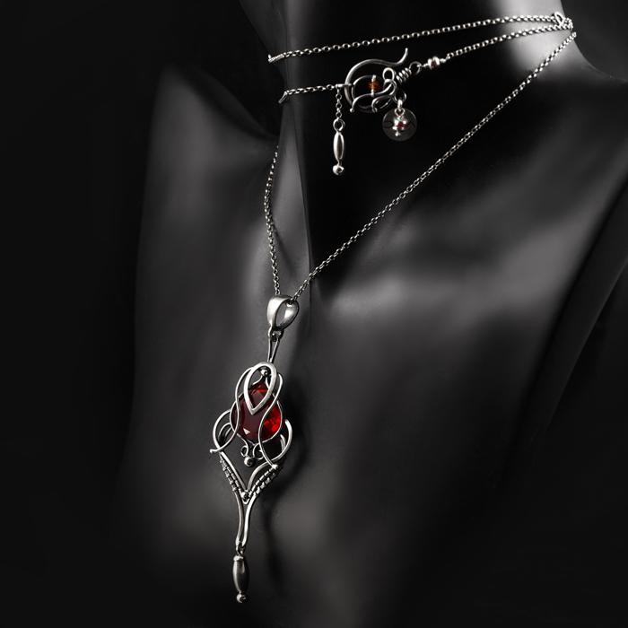 Dantrea - necklace 2 by BartoszCiba