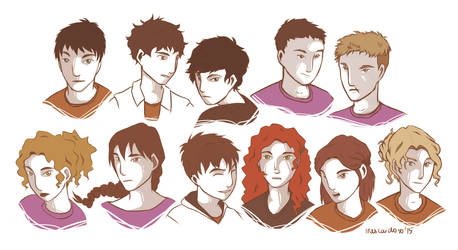 Da Godly Team by divergent-is