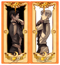 MAGE: The Dark and The Light