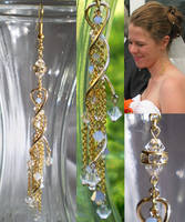 Senoy's Wedding Earrings Comp. by MahdiTheRovingBlade
