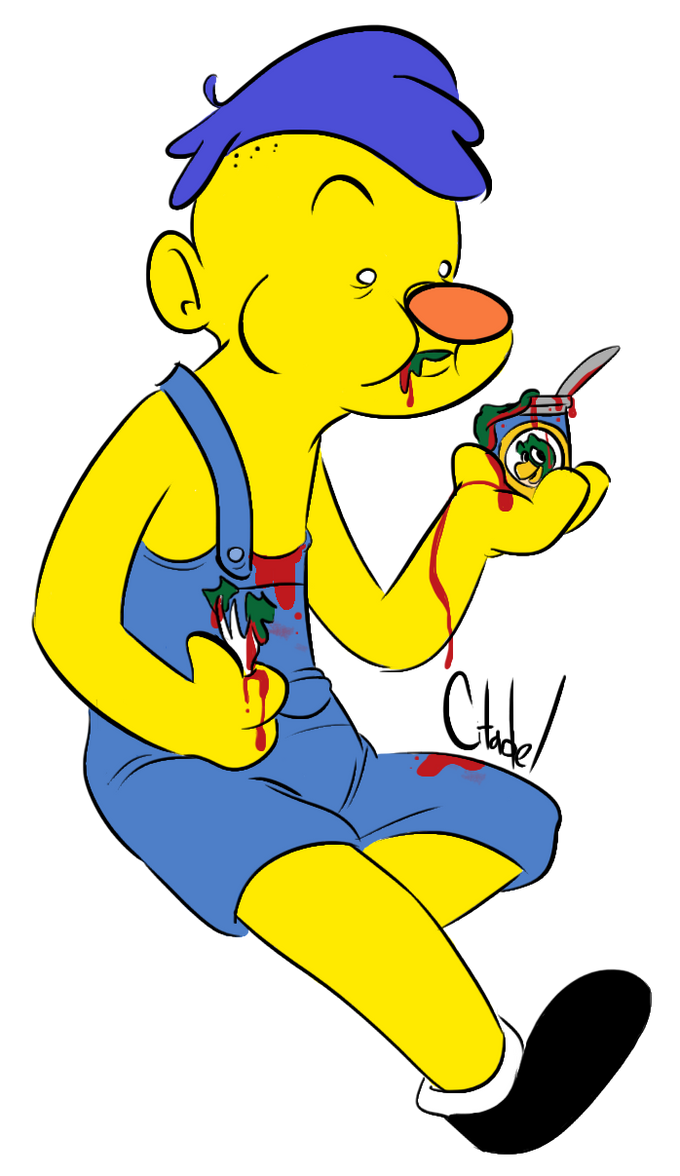 Yellow Guy by citadeel