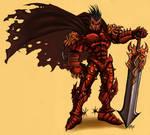 Evil Demon Slayer, vince