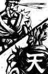 Akuma VS. Ryu page 3