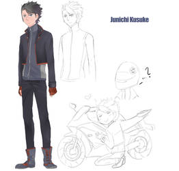 Junichi Kusuke