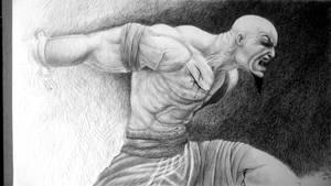 Kratos Fanart
