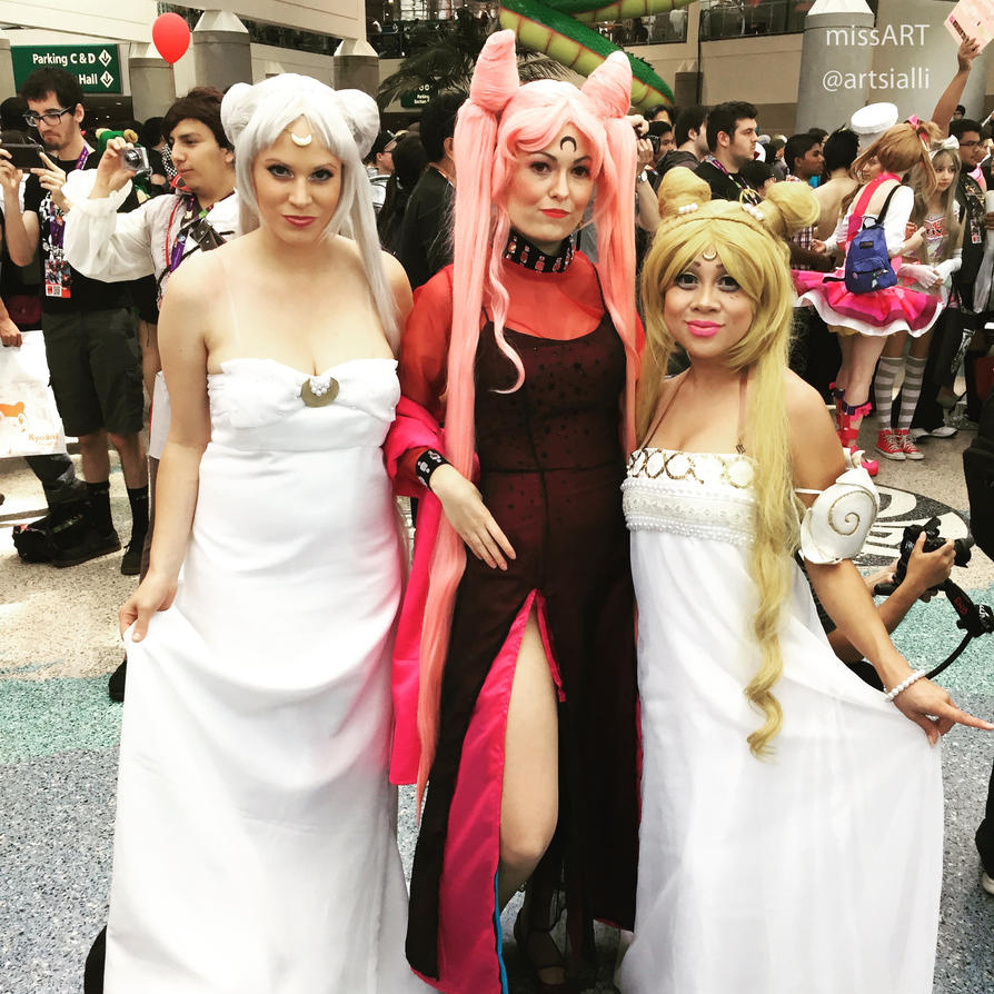 Wicked Lady and Serenity Group Cosplay by miss-a-r-t
