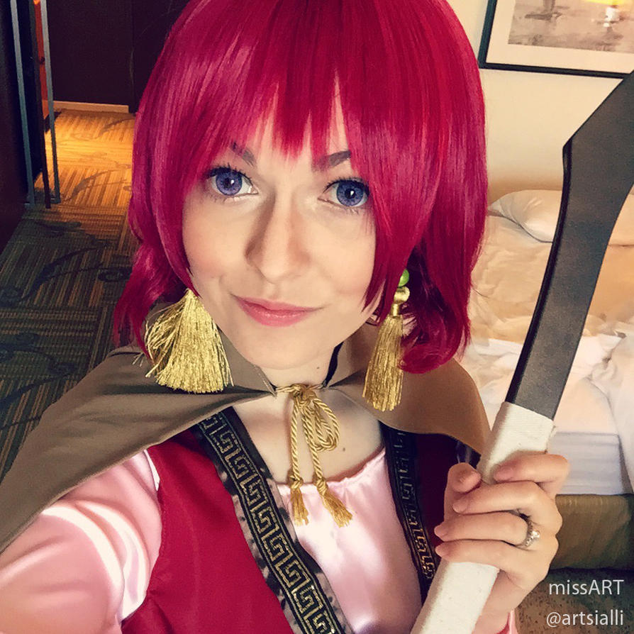 Yona Cosplay! by miss-a-r-t