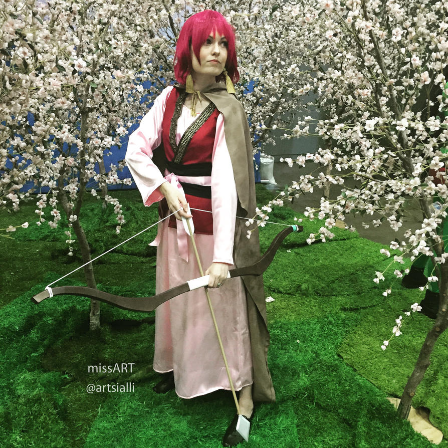 Yona Cosplay by miss-a-r-t