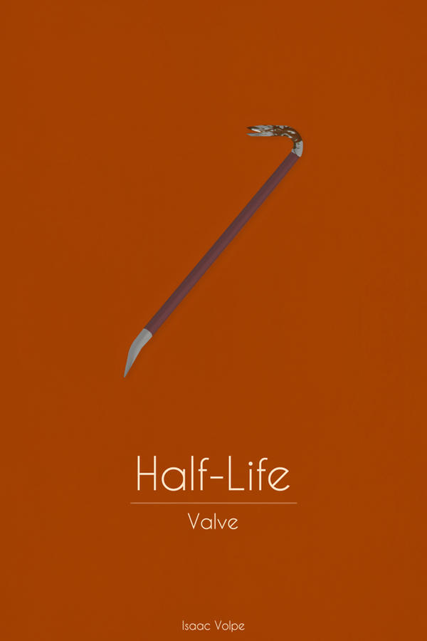 Half-Life by Isaac-Volpe
