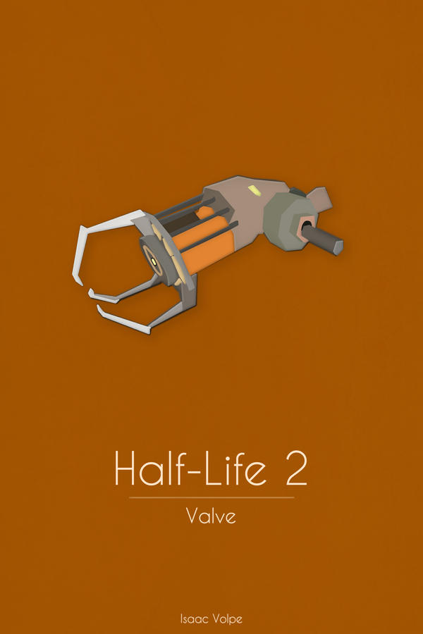 Half-Life 2 by Isaac-Volpe