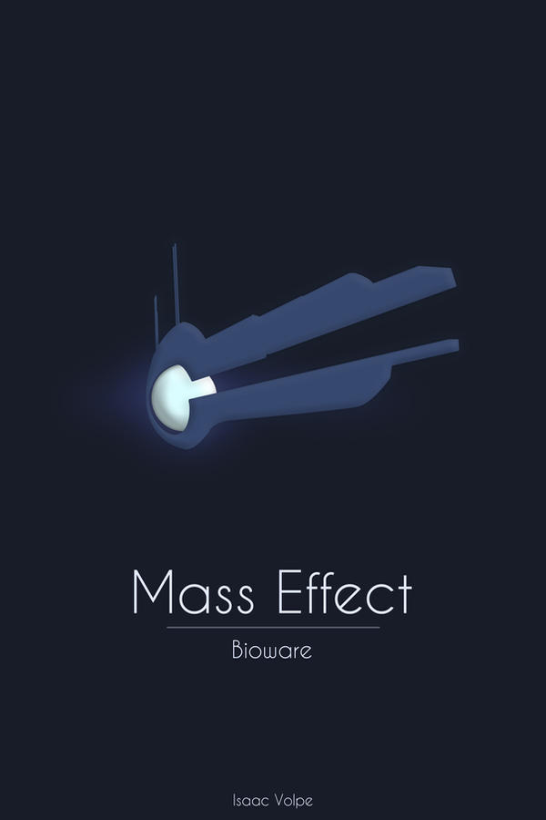 Mass Effect by Isaac-Volpe