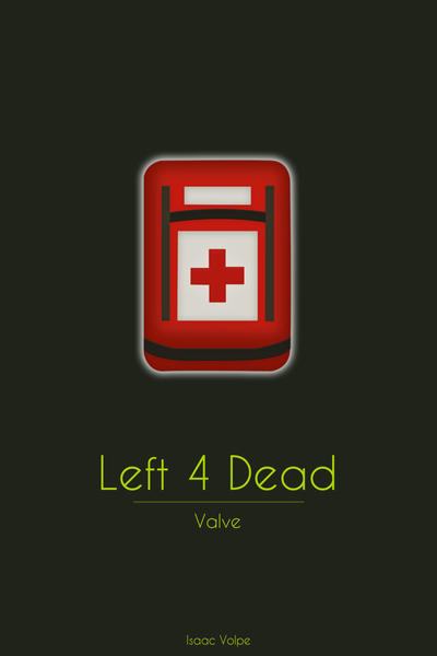 Left 4 Dead by Isaac-Volpe