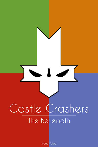 Castle Crashers by Isaac-Volpe