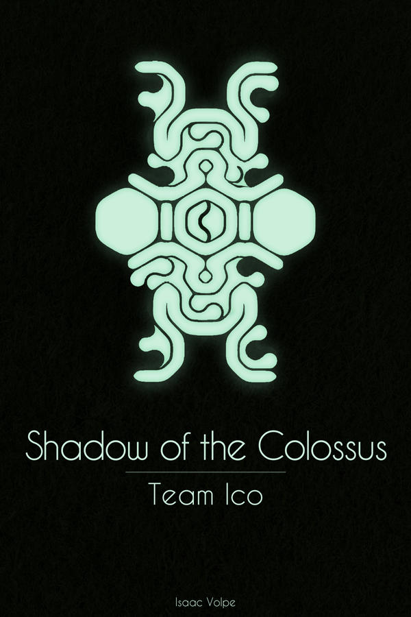 Shadow of the colossus by isaac volpe on deviantart for Shadow of the colossus tattoo