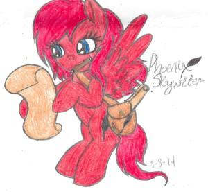 Phoenix-Skywriter's Profile Picture