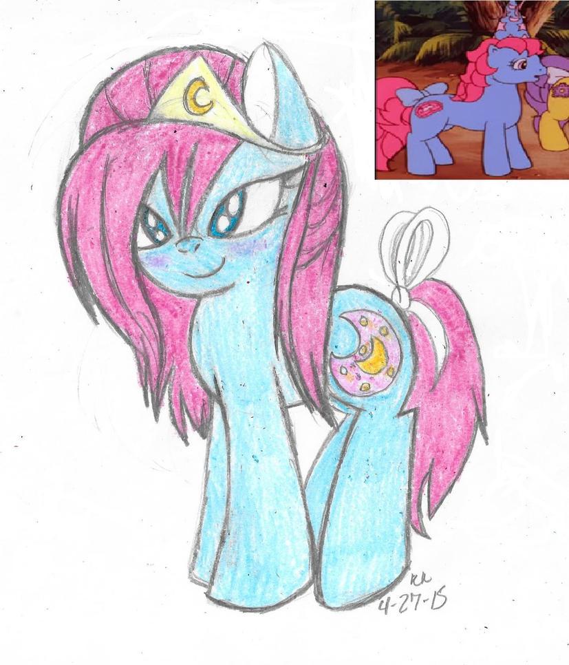 MLFB- Princess Royal Blue/Sapphire (G1) by Phoenix-Skywriter