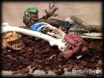LARP PET: Squig I by FantasyForgeLARP