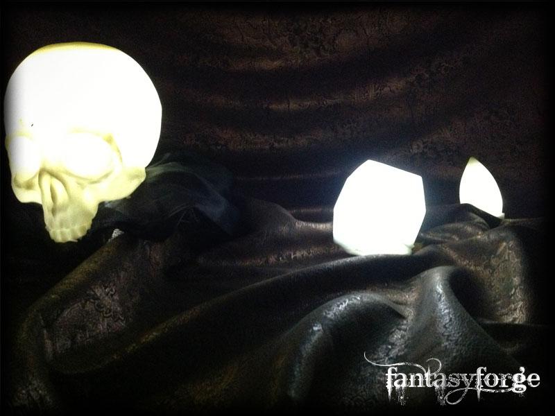 LARP: Safety Bright Crystal set IV by FantasyForgeLARP