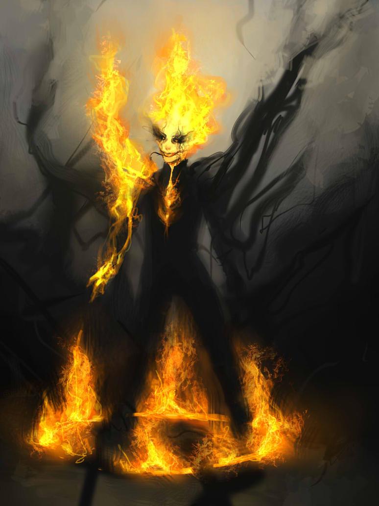 The Spirit by Allegro97