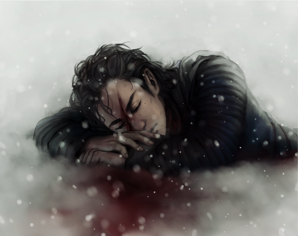 Kylo Ren after all by Allegro97