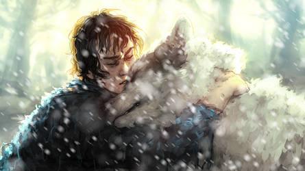 Theon Greyjoy - Titanium