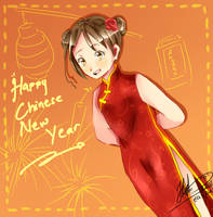 Chinese New Year by taufu