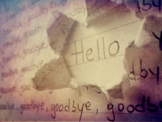 hello goodbye by xChristina27x