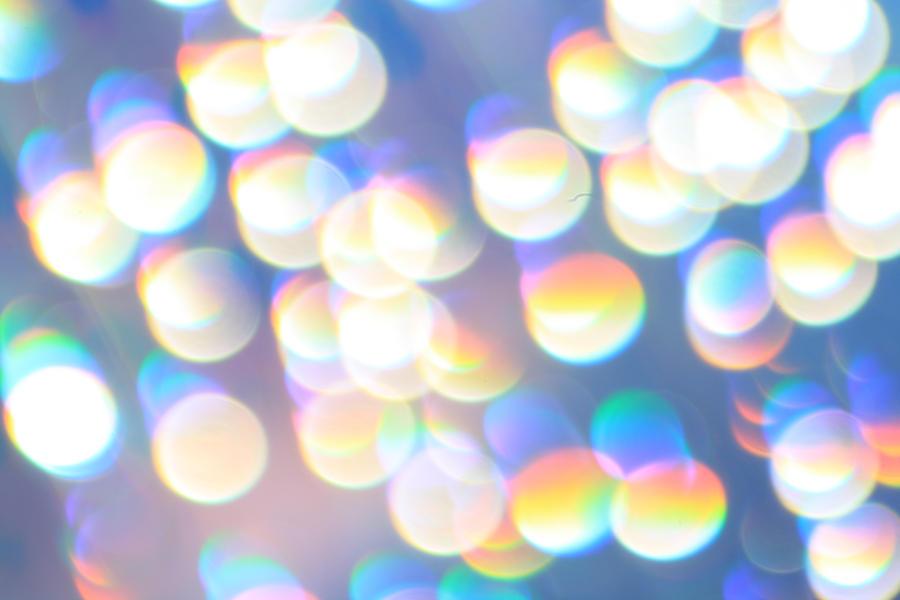 Bubble Bokeh by xChristina27x