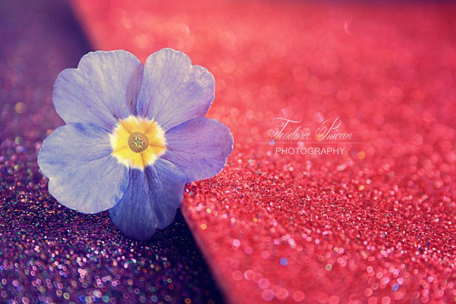Glittery Way by xChristina27x